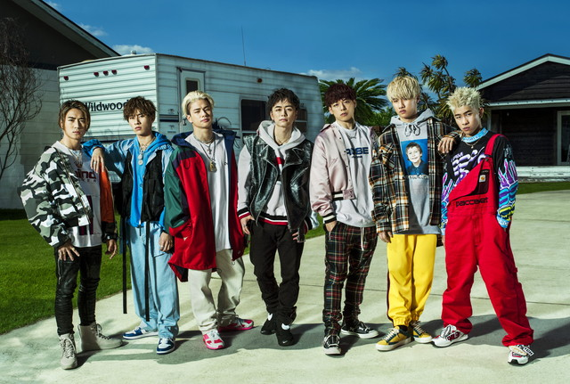 "BALLISTIK BOYZ from EXILE TRIBE Make Their Voices Heard on ""TENHANE -1000%-"""