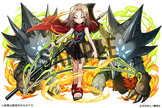 Anna In Puzzle & Dragons