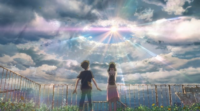 Second Trailer for Makoto Shinkai's Weathering With You Streamed Online