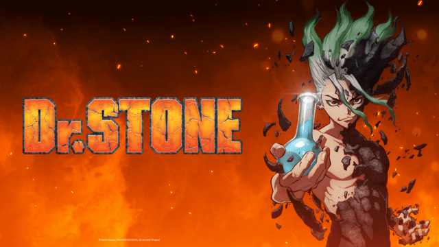 Crunchyroll Goes Crazy for 'Dr. STONE' Following Streaming Announcement