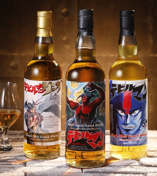'Devilman' Whiskey is Back With a Vengeance for 2019