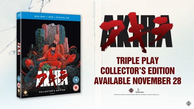 Manga UK Akira collector's edition