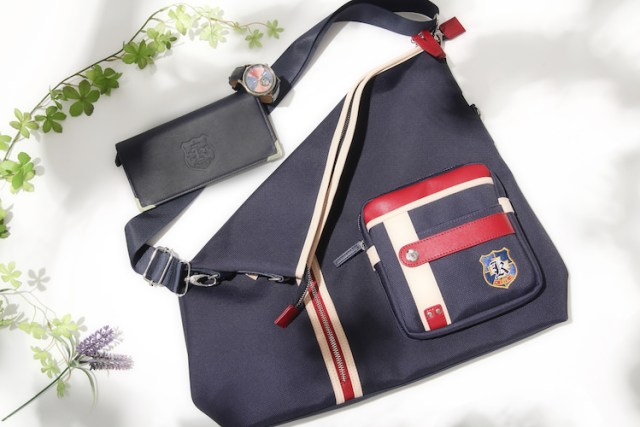 Clannad Watch Bag and Wallet
