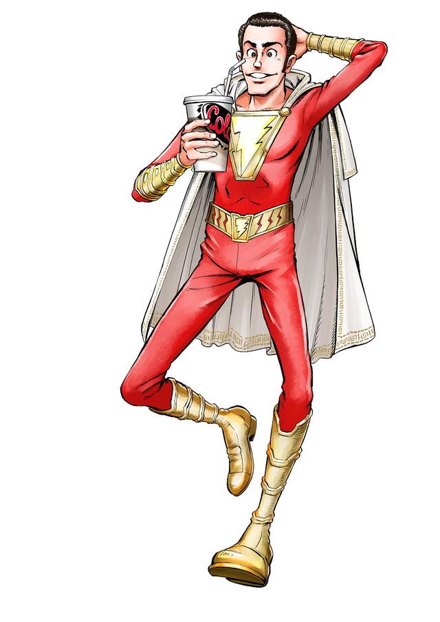 Monkey Punch Shazam