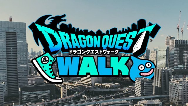 Dragon Quest Walk is Pokémon GO for Fans of the Classic RPG Series