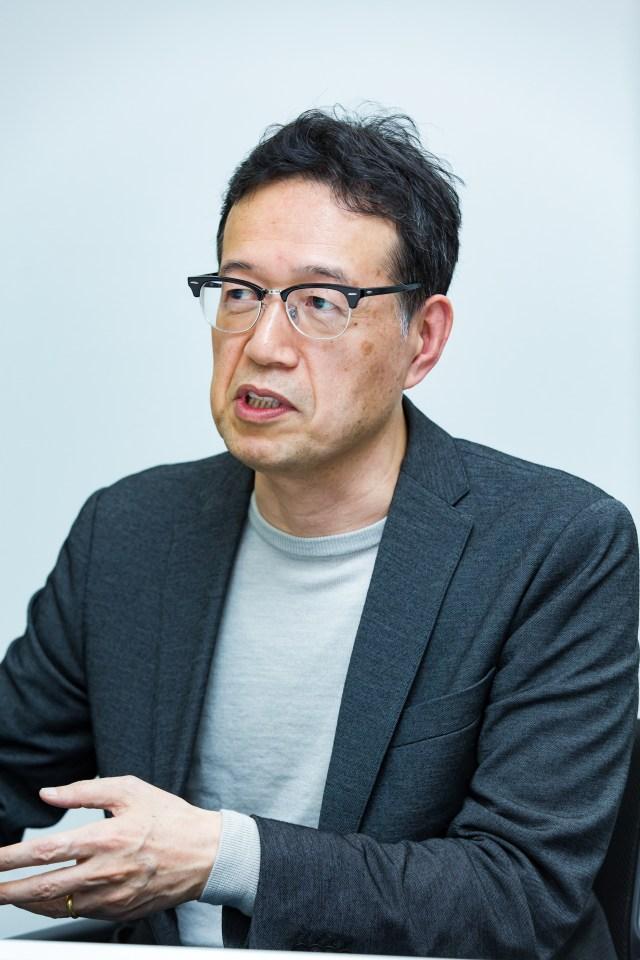 Shinji Aramaki, CCO & Director