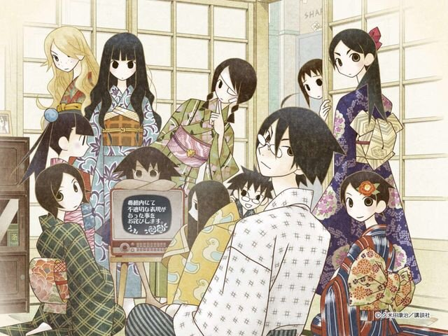 Sayonara, Zetsubou-Sensei Is Finally Licensed!