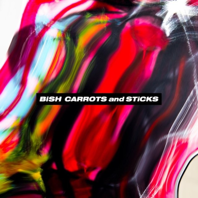 BiSH CARROTS and STiCKS Cover