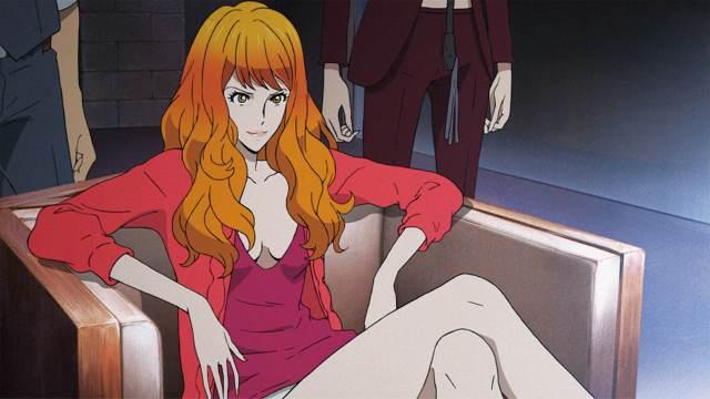 Lupin IIIRD: Fujiko Mine's Lie