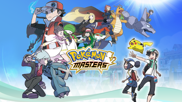 Pokémon Masters is Coming to iPhone and Android on August 29