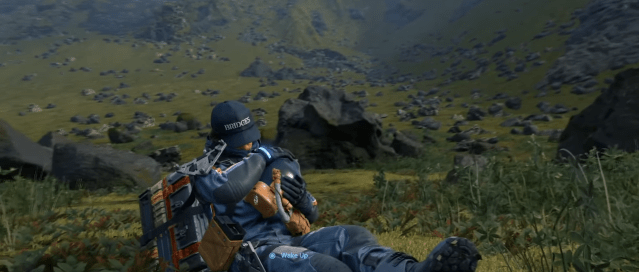 Latest Death Stranding Offering Highlights Gameplay