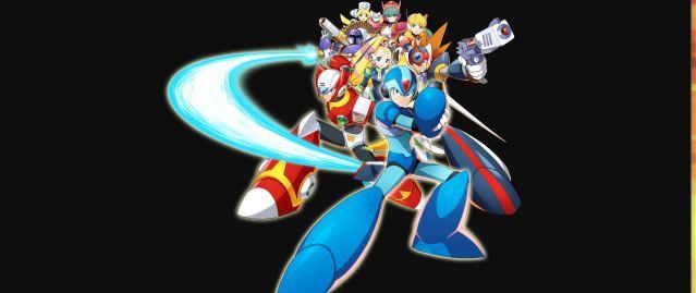 Mega Man X DiVE Entering Beta Testing