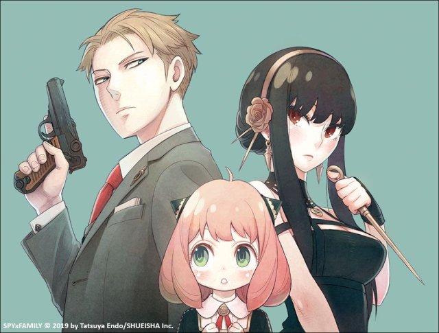 SPY x FAMILY Shonen Jump