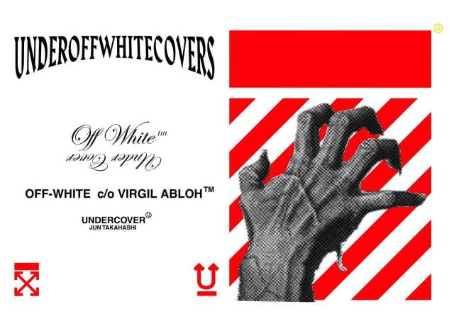 Off-White X Jun Takahashi Collab on