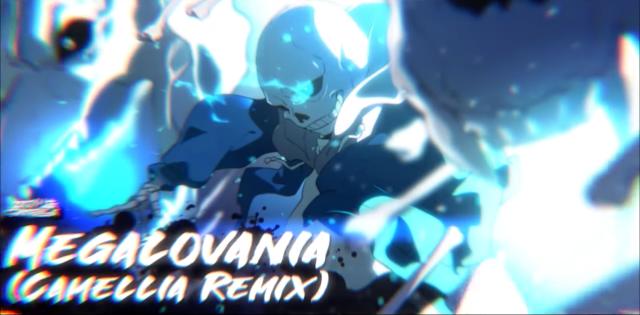 Megalovania (Camellia Remix)