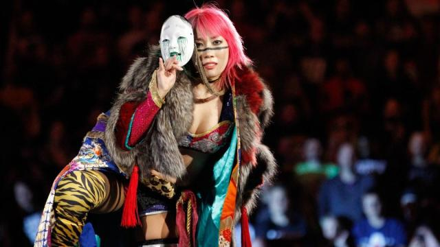 Wrestling Star ASUKA Launches Gaming Channel