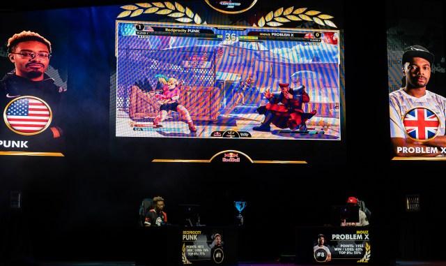 Capcom Cup 2019 - Punk vs. Infexious