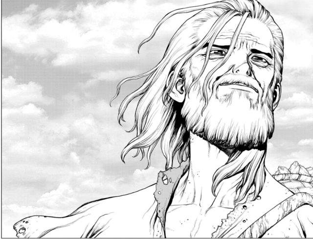 Dr. STONE Reboot: Byakuya chapter 7