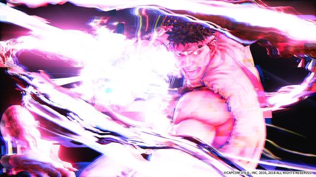Ryu in Street Fighter IV