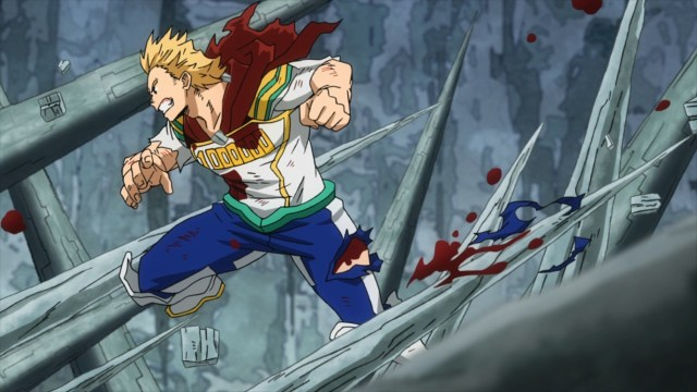 My Hero Academia 4 Episode 11