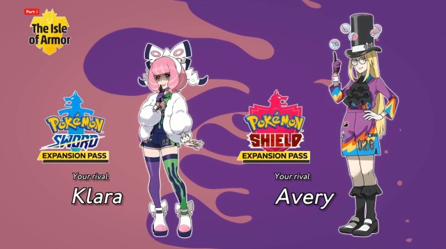 New Pokemon Direct Reveals Pokemon Sword and Shield DLC and Pokemon Mystery Dungeon Remake