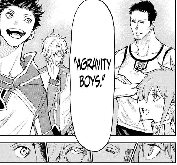 Agravity Boys chapter 6