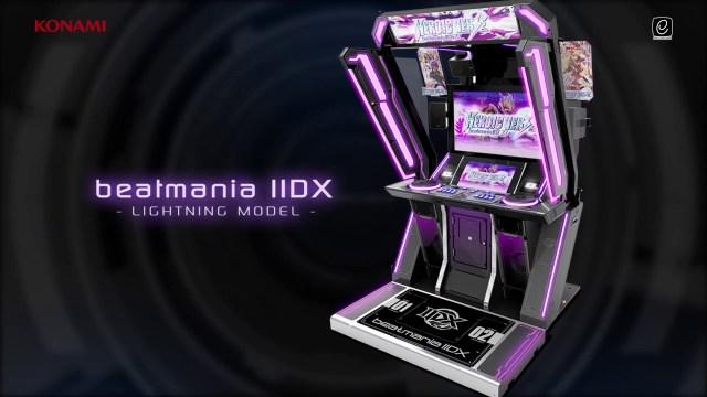 beatmania IIDX Lighting Model