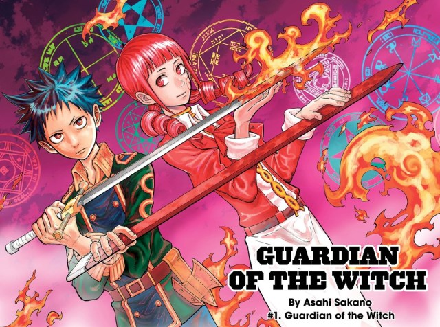 Guardian of the Witch Chapter 1
