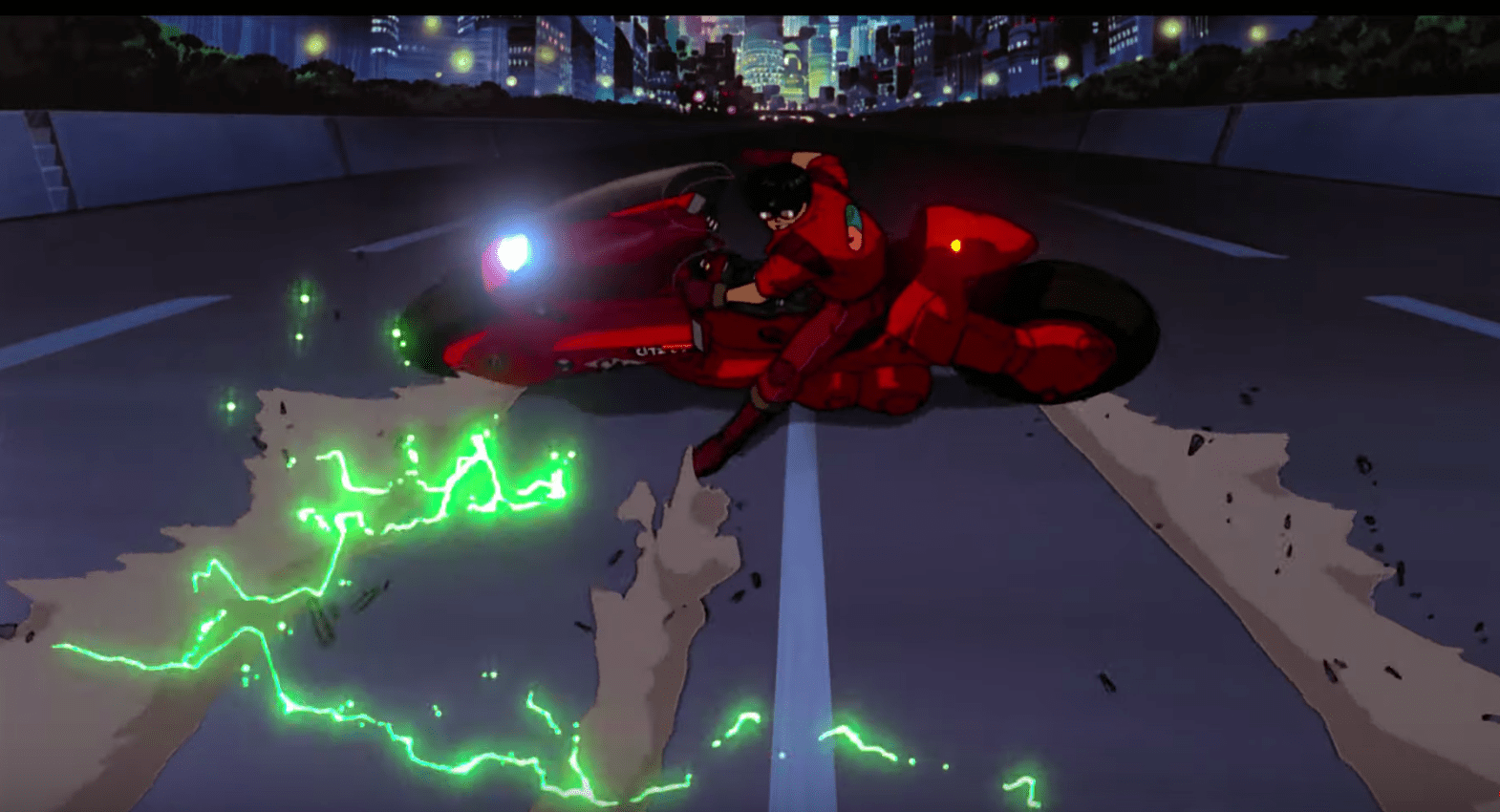 Akira Getting A Imax Re Release As Well As A 4k Ultra Blu Ray Release