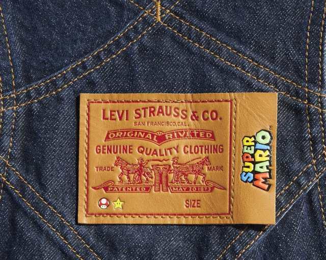 Levis Mario Tag