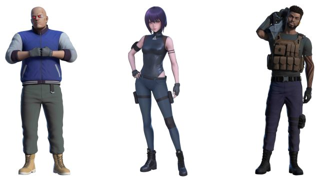 Interview With Ghost In The Shell Sac 2045 Character Designer Ilya Kuvshinov Otaquest