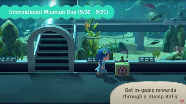Animal Crossing: New Horizons - International Museum Day