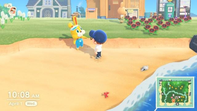 Animal Crossing: New Horizons Bunny Day