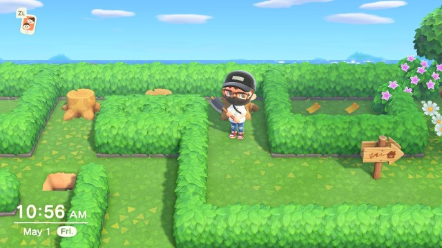 Animal Crossing: New Horizons May Day Tour