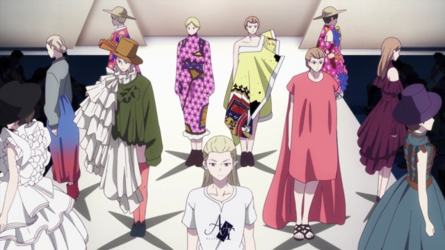 Smile Down the Runway Episode 12 (Season Finale) - A Frustrating End to An Interesting, Frustrating Anime