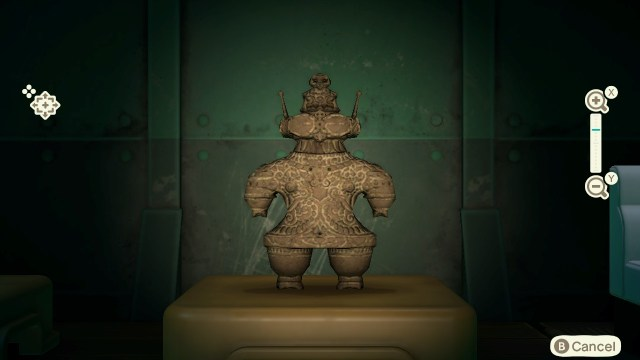 Animal Crossing: New Horizons - Ancient Statue (fake)