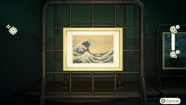 Animal Crossing: New Horizons - Dynamic Painting