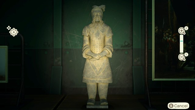 Animal Crossing: New Horizons - Warrior Statue (real)