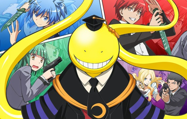 Assassination Classroom: Sci-Fi Comedy with a Splash of Heart