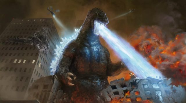 Godzilla x Magic: The Gathering