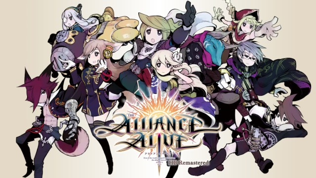 What is the Game Called Alliance Alive?