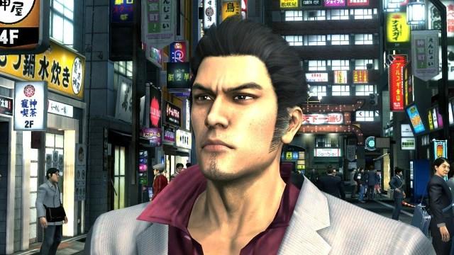 Yakuza 3 - Return of the Dragon