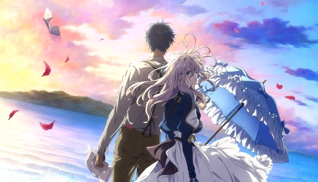 New Violet Evergarden: The Movie Trailer Released to Coincide With Delayed Release Date Announcement