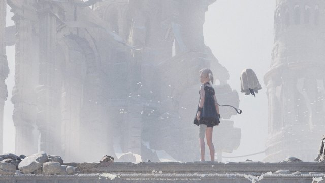 NieR Re[in]carnation Closed Beta Gameplay Emerges Online
