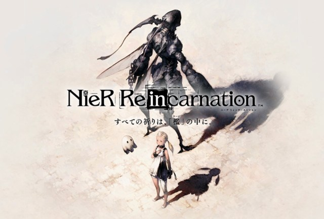 NieR: Re[in]carnation Releases New Trailer Showcasing Combat as Closed Beta Applications Open