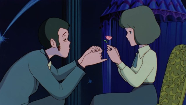 Lupin III: The Castle of Cagliostro, Anime Movie Screenshot