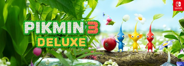 Pikmin 3 Deluxe Announced for October Release on Nintendo Switch