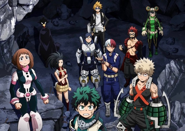 New My Hero Academia OVA Set to Stream on Crunchyroll and Funimation Later This Month