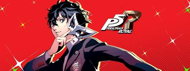 Persona 5 Banner