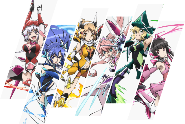 Symphogear Is An Unparalleled Watch All The Way To XV